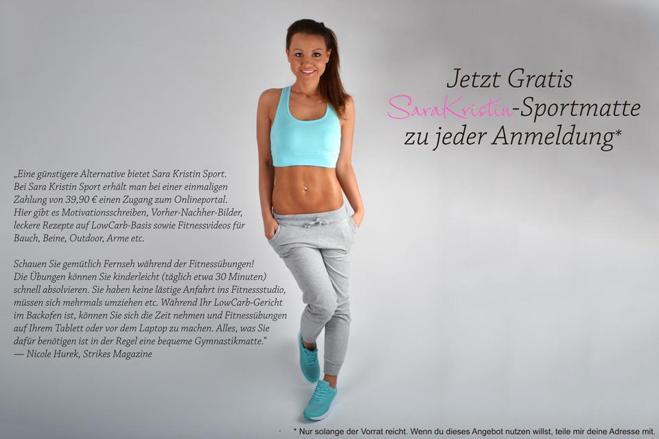 Sara Kristin Sport